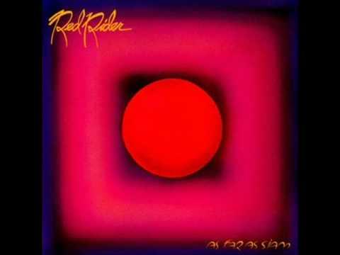 Red Rider - Lunatic Fringe