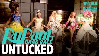 Untucked: RuPaul's Drag Race Season 8 - Episode 8
