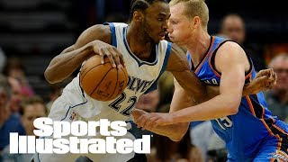 Minnesota Timberwolves Working On Andrew Wiggins Contract Extension   SI Wire   Sports Illustrated
