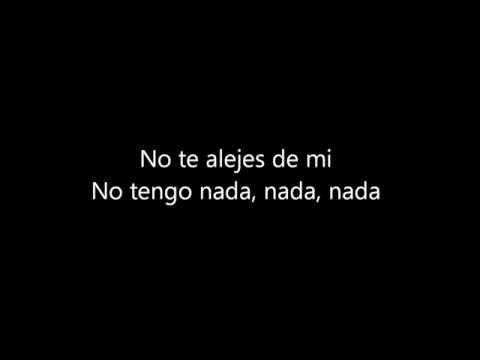 Whitney Houston I Have Nothing Subtitulos en español