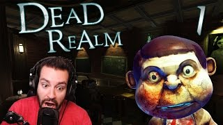 I Hear Creepy Baby Feet! (Dead Realm #1)