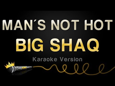 Xxx Mp4 BIQ SHAQ MANS NOT HOT Karaoke Version 3gp Sex