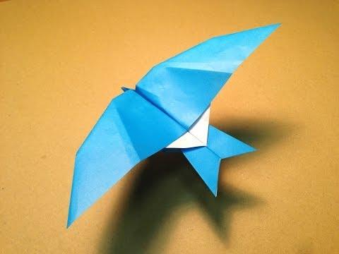 Xxx Mp4 How To Make A Paper Plane Origami Bird Leach S Storm Petrel 3gp Sex