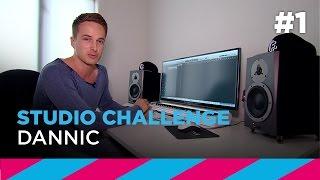 SLAM! Studio Challenge #1: Dannic creates track in 1 hour