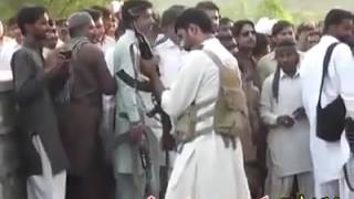 Chakwal Wedding firing video