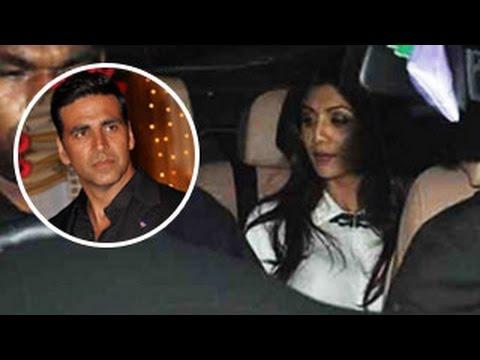 Xxx Mp4 Shilpa Shetty Attends Ex Boyfriend Akshay Kumar S Entertainment SPECIALscreening 3gp Sex