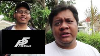 TAG BLAST - Nintendo SWITCH KEREN!! Persona 5, Final Fantasy 15 DLC Ending!