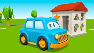 Coches Inteligentes - Formas y Colores - Carros para niños - Car cartoons for children