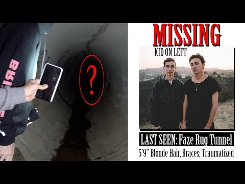 Xxx Mp4 TYLER IS MISSING For Real My Brother Went Missing In Faze Rug Tunnel Not Clickbait 3gp Sex