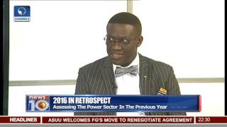 2016 In Retrospect: Assessing The Power Sector In The Previous Year
