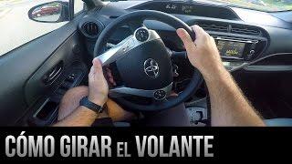 Cómo girar el volante