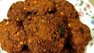 Parippu Vada | Masala Vada | Thattukada Style Parippu vada | നാടൻ പരിപ്പ് വട