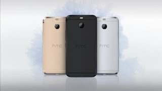 HTC 10 evo: sculpted by light. illuminated by sound