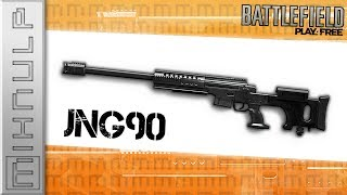 Battlefield Play4Free : JNG-90 Commentary [ Full-HD ][ GERMAN ]