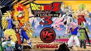 DRAGON BALL Z BUDOKAI TENKAICHI 3 LATINO VERSION FINAL GAMEPLAY PART 28