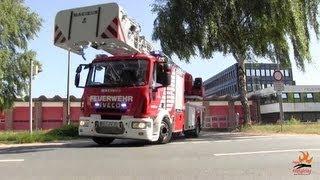 Löschzug BF Rostock FRW 1 Südstadt