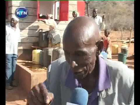 Famine in Mwingi
