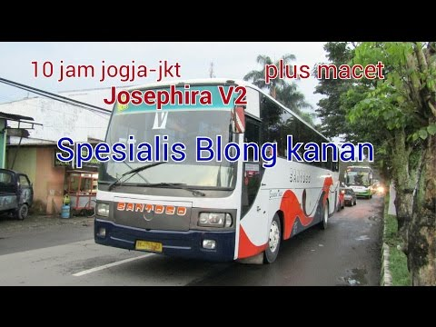 sang penakluk Pantura trip report legend of Santoso josephira Jogja Merak