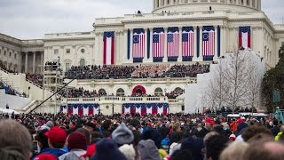 What I Saw at Trump's Inauguration
