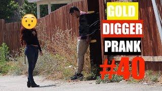 GOLD DIGGER PRANK PART 40!!! EXPOSED?? | UDY PRANKS 2017