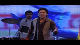 Shafiq Mureed LIVE 2015 / Song for Afghan National Cricket team