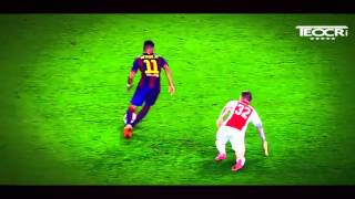 Neymer best skills 2015 season fcb by MessiTheKing