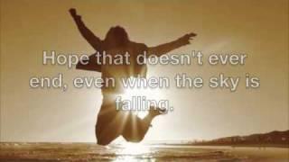 Kutless, What Faith Can Do (lyrics!)