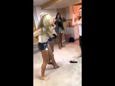 White Girl Fight 2014