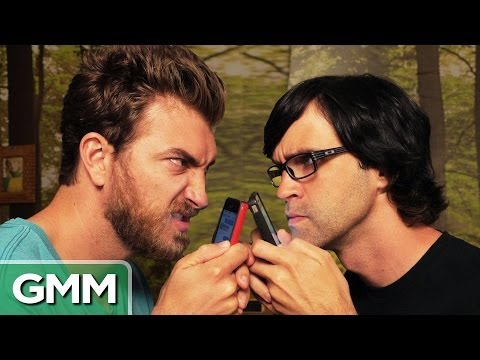 The Ultimate Texting Competition Rhett vs Link
