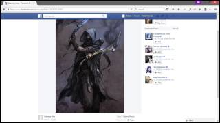 How to find someones facebook account with facebook image