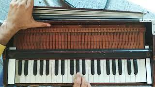 Jo bheji thi dua on harmonium   Arjit singh & Nandini Srikar
