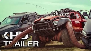 MONSTER TRUCKS Trailer German Deutsch (2017)