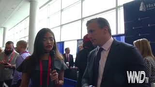 Tom Fitton at CPAC: