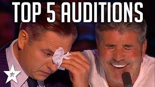 TOP 5 Auditions On Britain's Got Talent 2019! | Got Talent Global