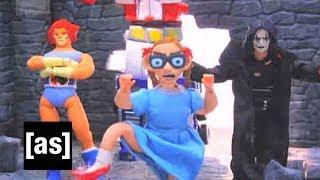 The Nerd in Oz | Robot Chicken | Adult Swim