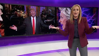 Too Close for Comfort (Act 1, Part 1) | Full Frontal with Samantha Bee | TBS