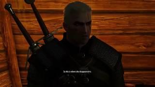 The Witcher 3 Wild Hunt - Keira Metz - Nude Scene (Warning: Spoilers, Breasts 18+)