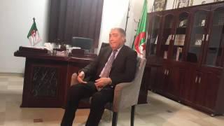 تدخل الاستاذ علي بن فليس على قناة الميادين اللبنانية الأحد 08 جانفي 2017