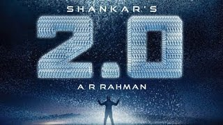 ENTHIRAN 2 Robot 2.0 Teaser Rajinikanth, Akshay Kumar, Amy Jackson