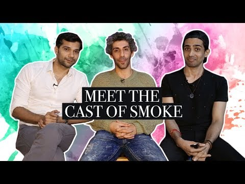 Smoke cast talks about working together | Web series | Eros Now | Gulshan Devaiah | Jim Sarbh