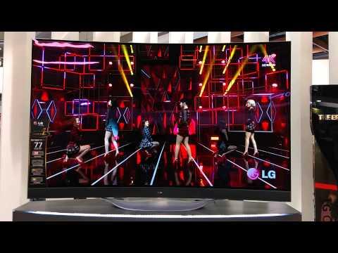 LG OLED 4k 電視 2