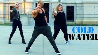 Justin Bieber - Cold Water | The Fitness Marshall | Cardio Concert