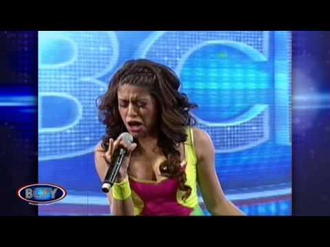 BCPy 2012 Duelo Syncro Dance Canta Mily La Kchorrita