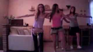 WAKA WAKA DANCE - COREOGRAFIA