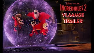 The Incredibles 2   Vlaamse Trailer   Disney BE