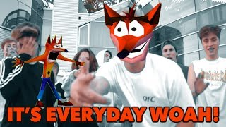 It's Everyday Bro but every word that rhymes with