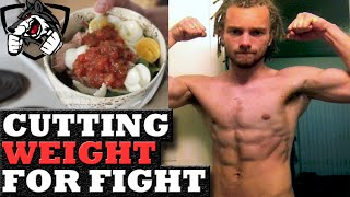 How to Cut Weight Fast for Fighting, Wrestling & Boxing