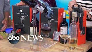'GMA' Deals and Steals: Big savings on kitchen winners to save time and enjoy wine