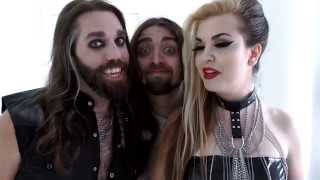 THE AGONIST - Gates Of Horn And Ivory (OFFICIAL VIDEO)