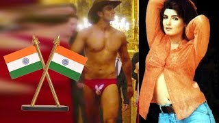 Twinkle khanna weird statement on National Anthem in Theaters !